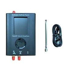 PortaPack Porta Pack + HackRF One SDR + Case +Antenna 0.5PPM TXCO GPS Simulator
