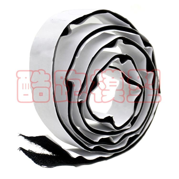 Alzrc-450 Adhesive Velcro 1 M