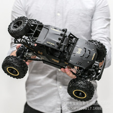 New 1:12 big alloy climbing car mountain bigfoot off-road four-wheel drive remote control car toy model children's toy alloy climbing mountain bigfoot four wheel drive remote control car toy model 1 16 off road vehicle climbing car children