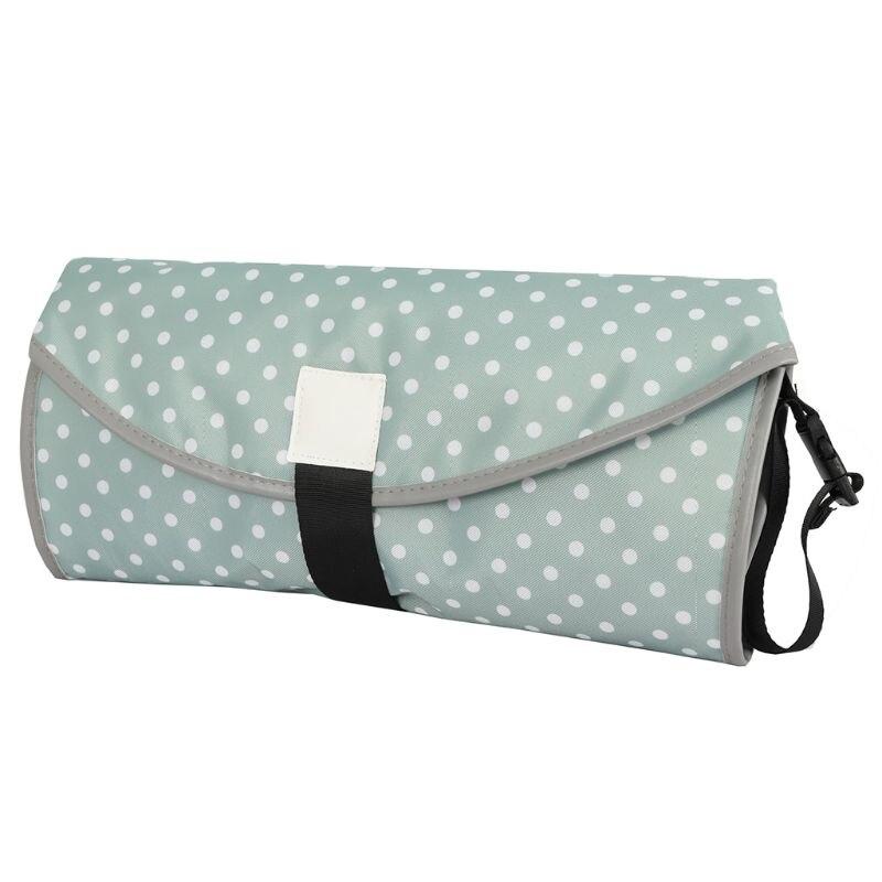 Newborns Portable Foldable Diaper Waterproof Baby Change Mat Travel Changing Pad U50F