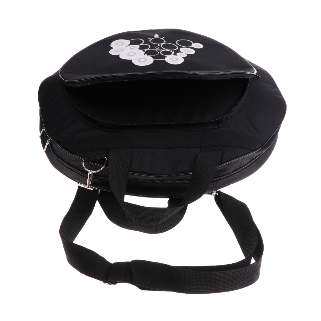 Drum Cymbal Storage Bag Container Shoulder Carrying Bag Stage Accessory