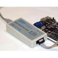 1 conjunto usb blaster programador peça de substituição download com cabo durável
