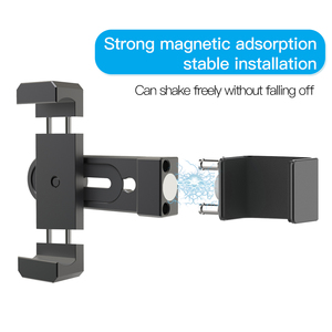 Image 5 - Phone Holder Clamp for Fimi Palm Accessories Built in 1/4 Screw Hole with Tripod Extension Rod Flash Holder Mount Bracket
