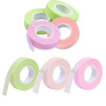 Eyelash Extension Tape Sticker Eyepacthes Tool Isolation With Holes Breathable Sensitive Non-woven Under Patches Eye Pads