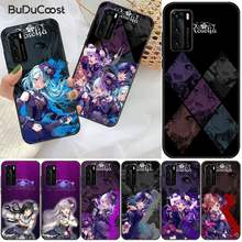 Cuci Anime Bang Droom Roselia Coque Shell Telefoon Case Voor Huawei P9 10 20 30 40 P Smart 20Lite 2019 P30 Lite Pro P9 Lite 2017(China)