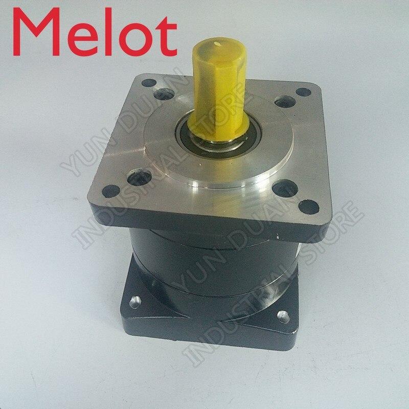 Планетарная коробка передач скорость 80 мм Nema32 редуктор соотношение 3 4 5 6 8: 1 вал 19 мм углеродистая сталь шестерни для сервопривода шагового двигателя|Редукторы скорости|   | АлиЭкспресс