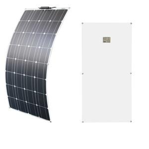 Image 4 - RG 100w 200w portátil 12v Panel Solar Flexible 16V 800W de las células de silicio monocristalino