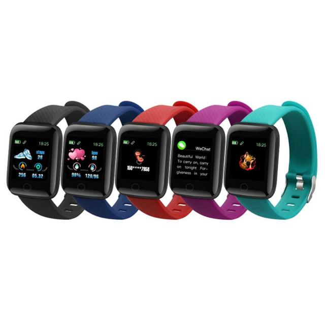 IP67 Waterproof Smart Watch Men Fitness Tracker Heart Rate Bracelet Unleash Your Run Women Smartwatch For Xiaomi Phone 1