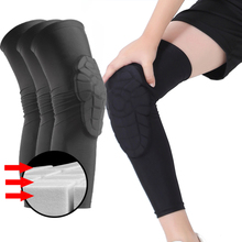 Children Knee Pads Professional Sports Bracers Protector Anti-Collision Basketball Skating Bike Guards