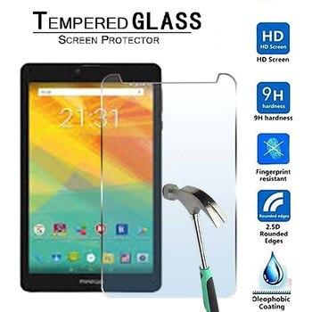 For Prestigio Muze 3708 3G-Premium Tablet 9H Tempered Glass Screen Protector Film Protector Guard Cover kefo universal cover for prestigio multipad grace 3118 pmt3118 3318 pmt3318 3g 8 inch tablet zipper nylon tablet covers case