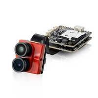 Caddx tarsero V2 1200TVL 4K 30fps HD doble lente Super WDR WiFi FPV Grabación de cámara con DVR Dual Audio OSD para Dron de carreras de control remoto