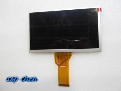 무료 배송 7 인치 50pin a + at070tn92 at070tn93 at070tn94 lcd 화면-에서테블릿 LCD & 패널부터 컴퓨터 및 사무용품 의