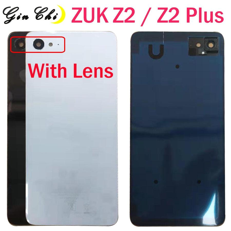 Original Lenovo ZUK Z2 battery cover Door Back Z2 Plus Battery Door Replacement Parts Lenovo Zuk Z2 Back Cover case Z2 housing