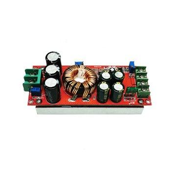 цена на DC-DC power module 1200W boost constant voltage constant current adjustable vehicle charging module DC voltage regulation