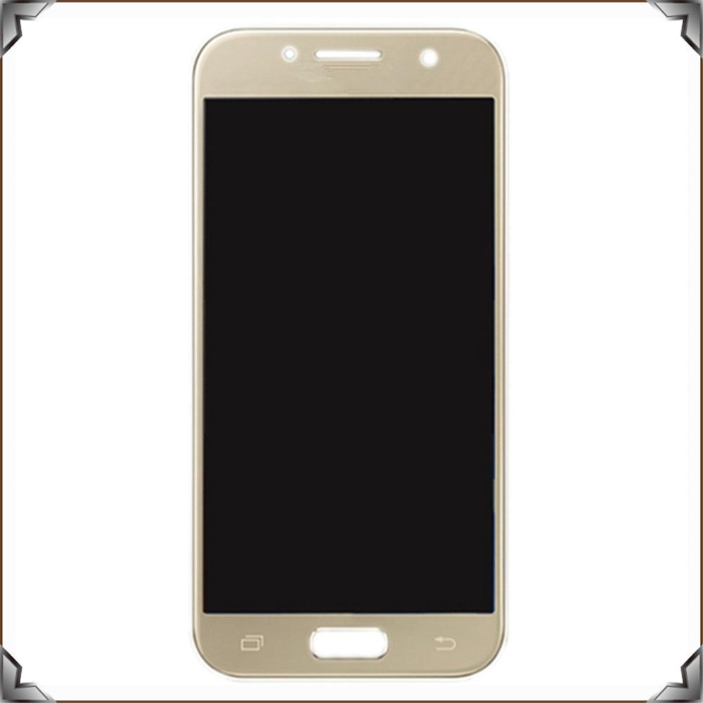 TFT oled Lcd écran tactile numériseur affichage pièces de réparation de téléphone portable pour Samsung Galaxy a3 2017 a320
