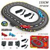 1:43 Electric Track Railway Toys Slot Car Set Autorama Circuit Voiture Double Remote Control Racing Track For Boy Children Gift 5