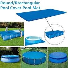 2020New Waterproof Rainproof Dust Cover Tarpaulin Wear-resistant Thicken Cloth Pool Mat Game Pool Co