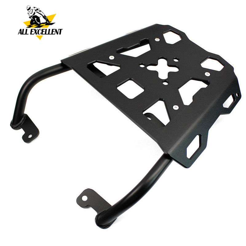 For YAMAHA MT-09 Tracer & Tracer 900 2014-2018 FJ09 FJ 09 Motorcycle Aluminum Rear Luggage Rear Rack Carrier EMS Fast Shipping