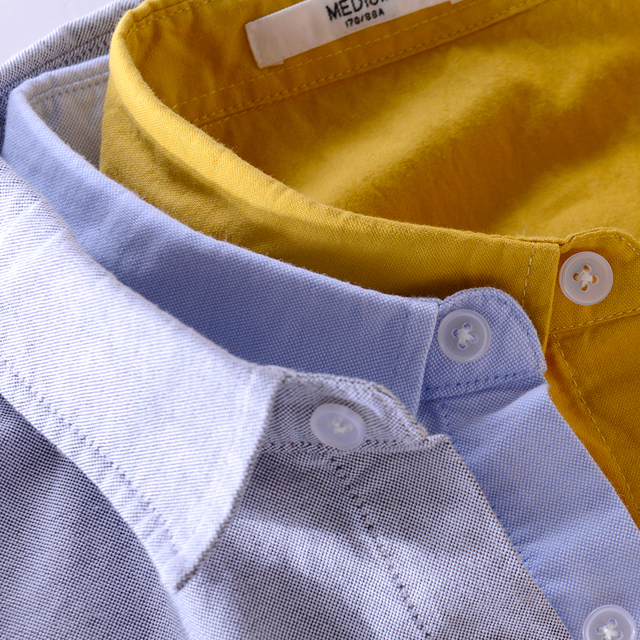 2019 New arrival Suehaiwe's brand long sleeve shirt men fashion yellow shirts for men casual seasons shirt male camiseta
