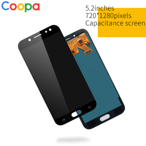 Can adjust brightness LCD For Samsung Galaxy J5 2017 J530 J530F J530M LCD Display Touch Screen Digitizer Assembl