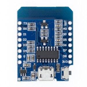 Image 3 - 5 pièces D1 mini Mini NodeMcu 4M octets Lua WIFI Internet des objets conseil de développement basé ESP8266