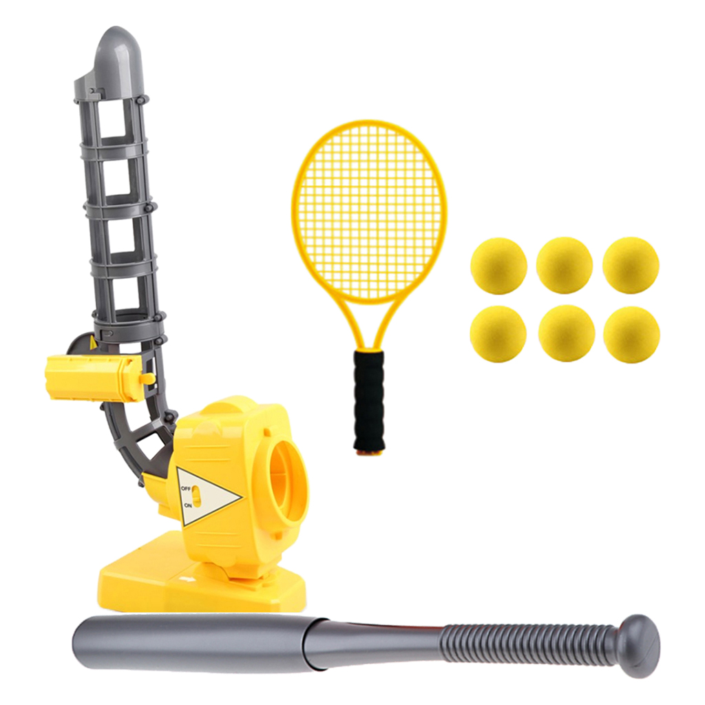 Kids Outdoor Toys Parent-child Interaction Sports Baseball Automatic Machine