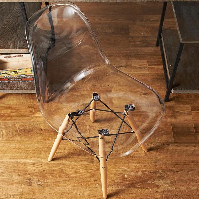 Transparent Designer Chair 4