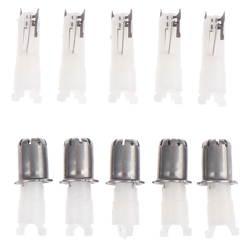 5PCS Nose Trimmer Heads Nose Hair Cutter Replacement Head 3-in-1 Shaver