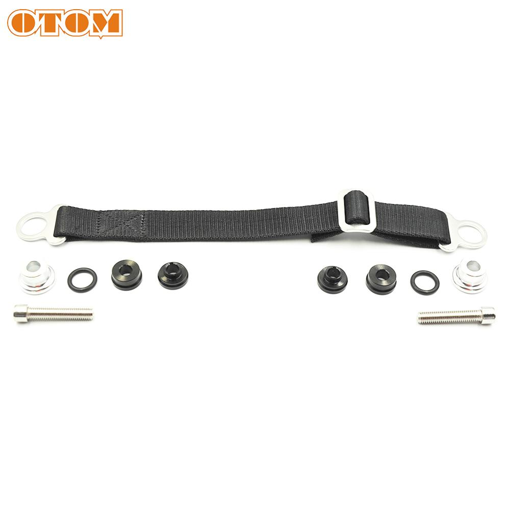 cheapest OTOM Rescue Pull Strap Sling For Motorcycle Dirt Bike Motocross Seat Rescue Pulling Belt For KTM HONDA KAWASAKI SUZUKI YAMAHA C2