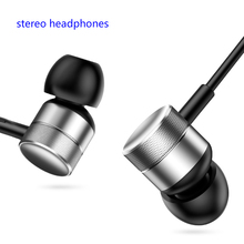 Earphone Stereo Music Headphones In-Ear Sport Earphones for