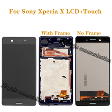 5.0 NEW Display For Sony Xperia X LCD display Touch Screen Digitizer Assembly For Sony Xperia X F5121 F8131 LCD Repair kit new 189x141 189 141 189mm x 141mm 4wire touch screen