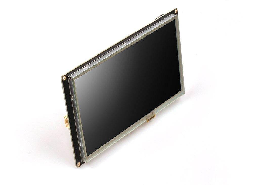 Nextion Enhanced K Series: 7 NX8048K070 резистивный сенсорный экран HMI USART серийный TFT ЖК модуль Дисплей для Arduino RaspBerry Pi - 2