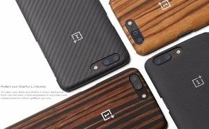 Image 3 - Original Genuine For OnePlus 5 Case Cover Karbon Carbon Fiber Sandstone Cover OnePlus5 One Plus 5 Protective Case