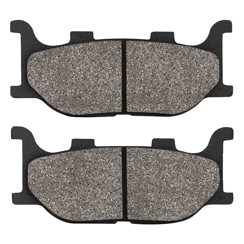Cyleto Front and Rear Brake Pads for YAMAHA WR250X WR250 X Supermotard//Supermoto 2008 2009 2010 2011 2012 2013