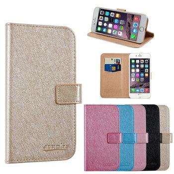Перейти на Алиэкспресс и купить Для BQ Mobile BQ-6042L Magic E, деловой чехол для телефона, кожаный чехол-бумажник с подставкой, защитный чехол с отделением для карт
