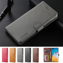 For Coque Huawei Honor 8X Case Leather + Silicone Soft Cover For Huawei Honor 8X Case Wallet Magnetic Phone Cover with Card Slot