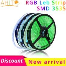 5m Lot RGB SMD 3535 IP67 DC12V Flexible LED Neon Lights Strip Color Variable Living Room Bedroom Decoration Bar Holiday Lighting