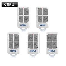 KERUI 3 шт/5 шт Беспроводной удаленного Управление для GSM PSTN голос домашней безопасности Smart Alarm Системы G18 g19 W1 W2 W18 K7