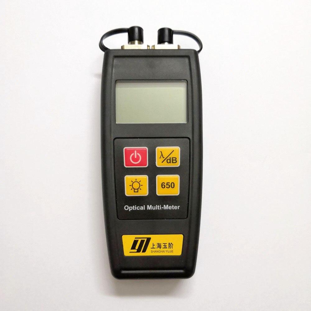 Бесплатная доставка YJ-550A или YJ-550C волоконно-оптический измеритель мощности VFL 1 мВт Визуальный дефектоскоп 5 км Тестер Волоконно-Оптического...