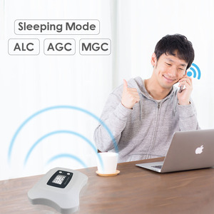 Image 5 - 4G Lte 800 Netwerk Signaal Repeater Band 20 Lcd Display 70dB Gain Band 20 4G Lte Mobiele Telefoon Signaal versterker Lte 800 Mhz Booster