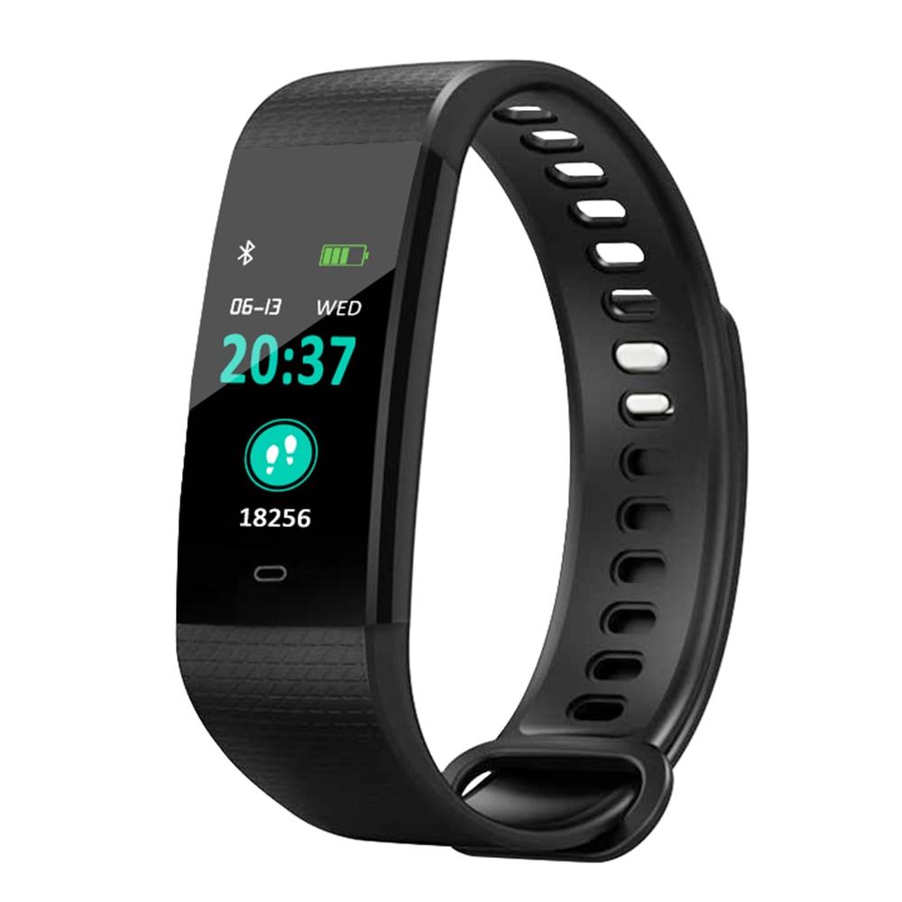 Smart Wristband Blood Pressure Monitor Oximeter Oxygen Heart Rate Band Bracelet Sports Fitness Tracker Watches sphygmomanometer 5