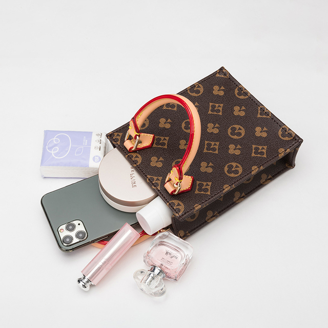 Luxury small rectangle  Printed small Handbag  6