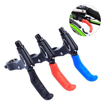 Silicone Brake Lever Protective Sleeve Mountain Road Bike Folding Bmx Brake Handle Brake Handle Non-Slip Sleeve image