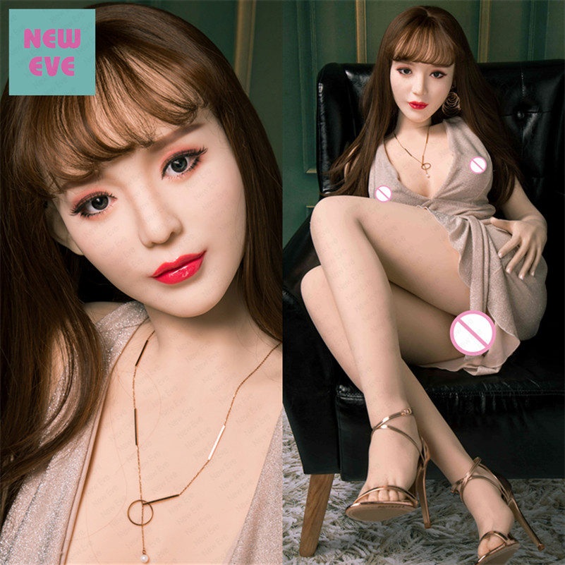 Hot Sale <font><b>165cm</b></font> (5.41ft) Japanese Beauty Real Silicone <font><b>Sex</b></font> <font><b>Dolls</b></font> for Men Big Ass Vagina Oral Anal TPE Rubber Woman Free Shipping image