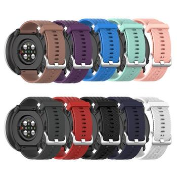 Wristband For Polar Ignite Belt Fashion Texture Silicone Strap Band Wristband Waterproof Sweat-Proof Smart Watch Replacement