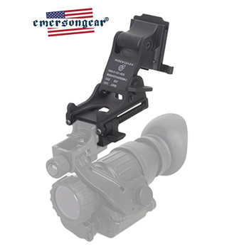 emersongear Emerson Helmet Mount NVG Goggles Flip-Up Scope Mount for PVS 14 PVS 7