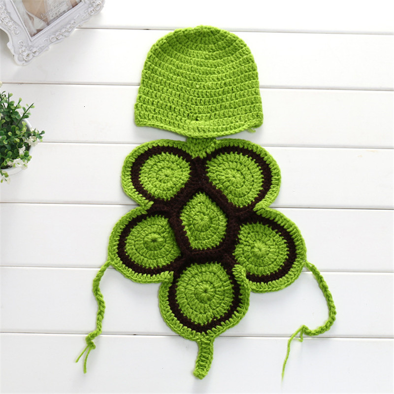 Newborn-Baby-Photography-Props-Knitting-Crochet-Baby-Turtle-Photography-Props-Infant-Baby-Photo-Props-New-born