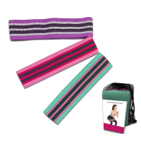 3PCS with bag - Resistance belt of cotton fitness training