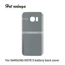 Full Housing For Samsung Galaxy Note5 Note 5 N920 Rear Back Battery Cover 3D Glass Phone Case With Sticker Replacement Parts oem для samsung galaxy note5 sm n920 n920 объем кабель гибкого трубопровода кнопки для samsung galaxy note5 sm n920