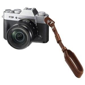 Image 3 - עור מפוצל מצלמה יד גריפ רצועת יד חבל מהיר אבזם מצלמה רצועה אחת רצועת מחבר